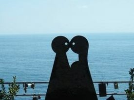 A Romantic Valentine's Day Along the Italian Riviera
