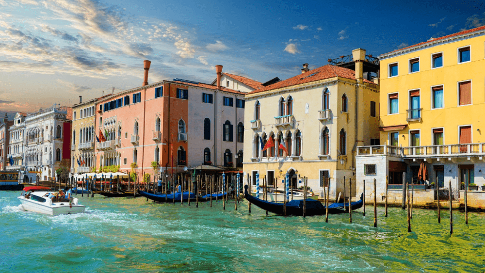 venice tours grand canal