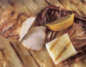 grilled monkfish