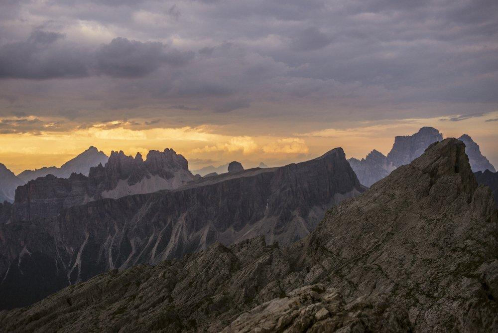 sentiero d'italia