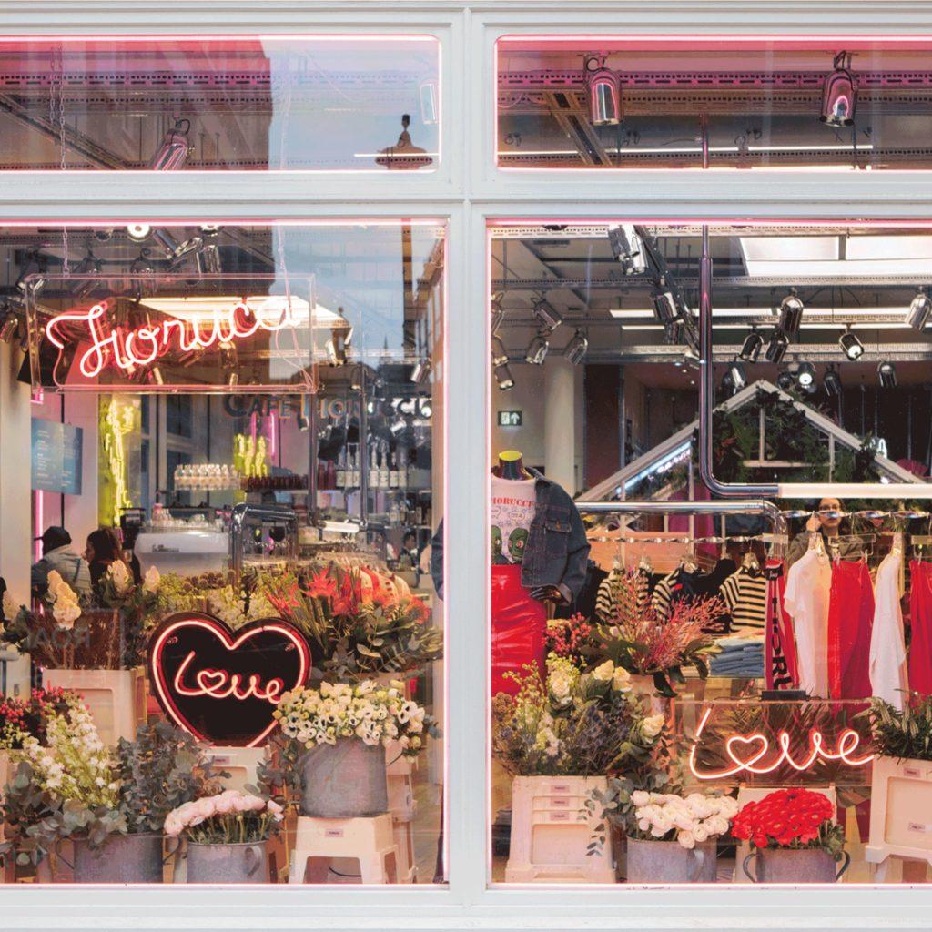Fiorucci shop