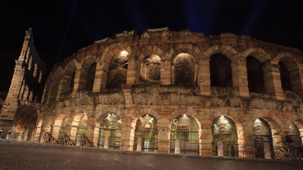 Arena Verona Italy