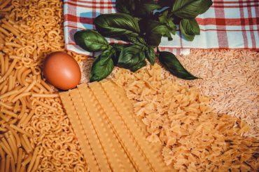 polenta rice and pasta