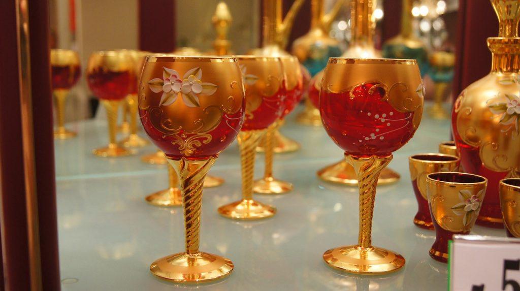 murano glass gift