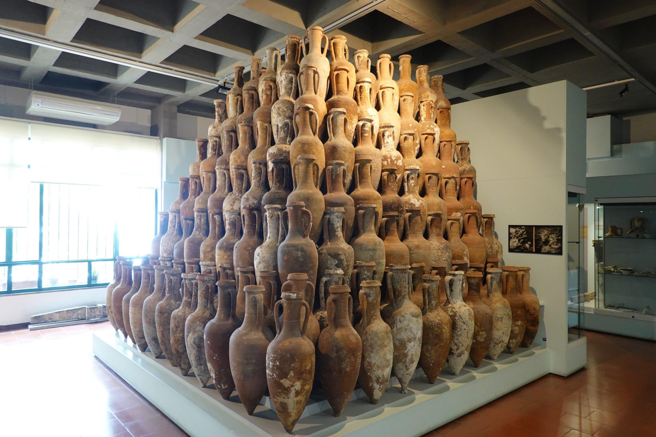 Wine Amphoras