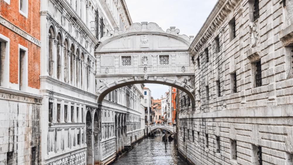day in venice Italy