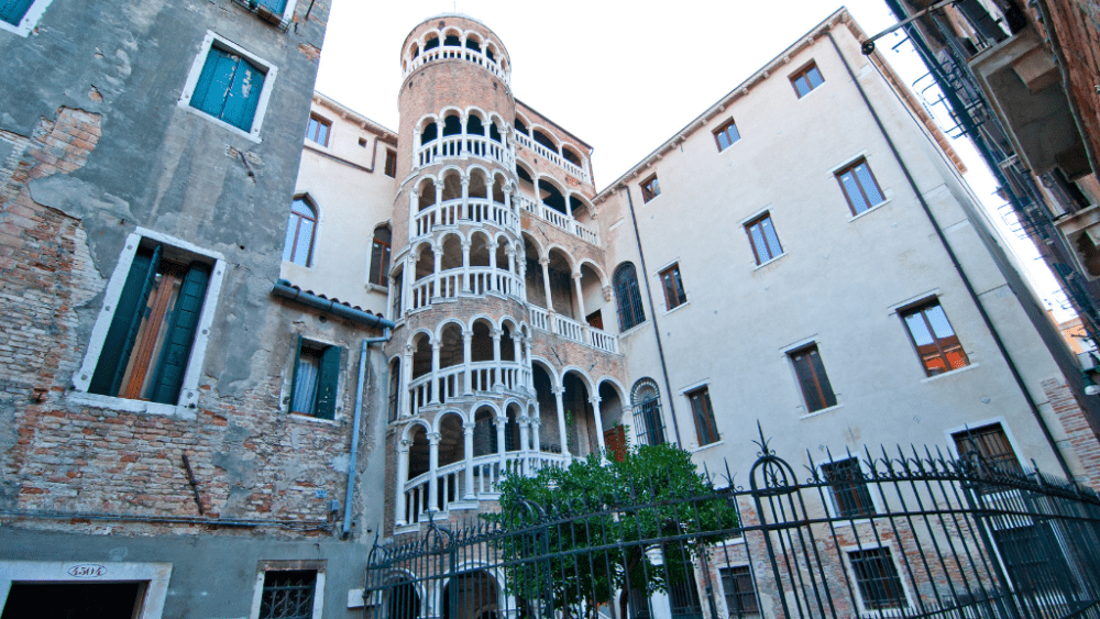 bovolo staircase day in venice itinerary