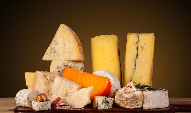 history of cheese in italy