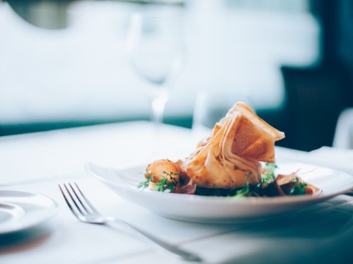 Michelin starred bistros in Italy