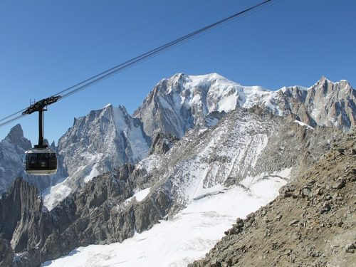 Mont Blanc's Skyway reopened!