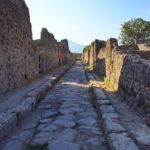 Pompeii... as it was and as it is