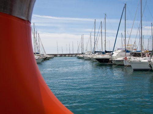 The best marinas in Italy