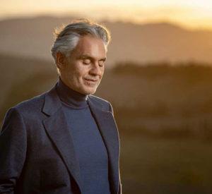 Andrea Bocelli story