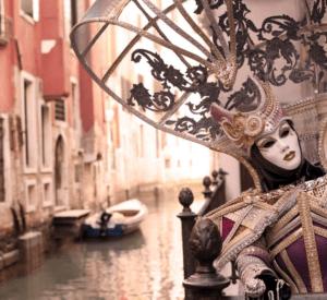 carnival venice city