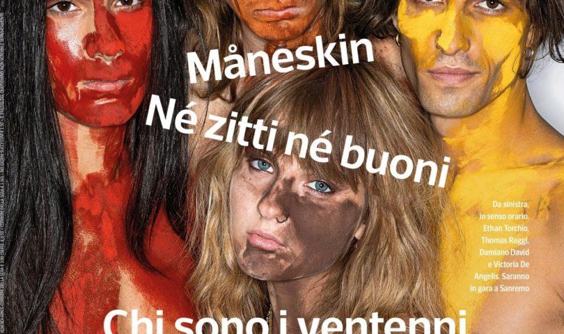 Maneskin Italian Pop Music