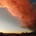 Etna Volcano - New eruption, two earthquakes recorded