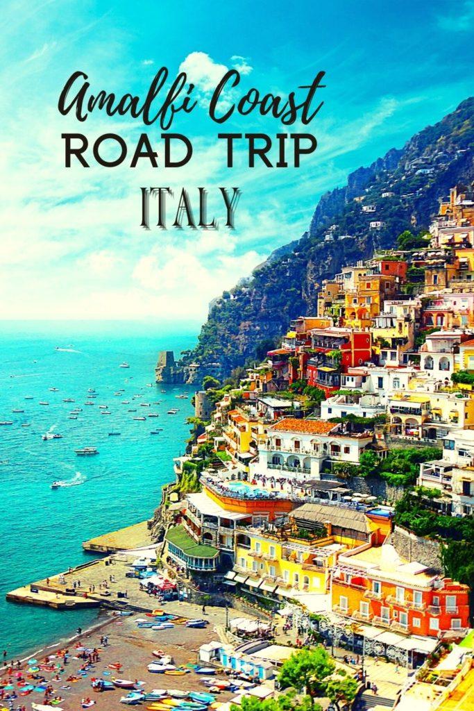 amalfi coast road trip italy