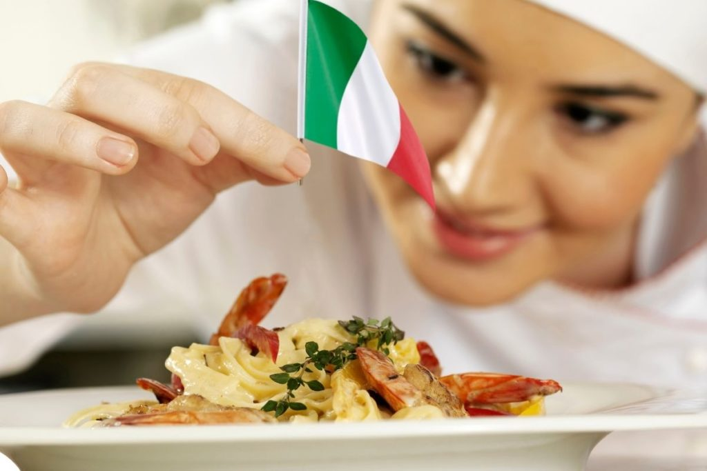 real italian food