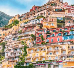 amalfi coast road trip, italy