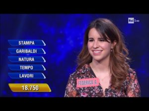 The most popular Italian game shows