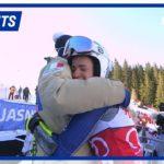 Watch: skier Marta Bassino wins the World title