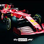 Watch: the Ferrari SF21, the new racing, red jewel