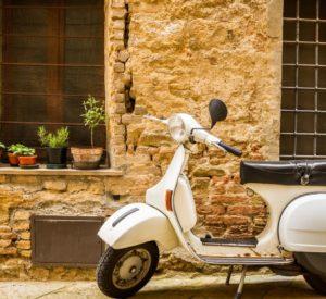 Vespa Italy