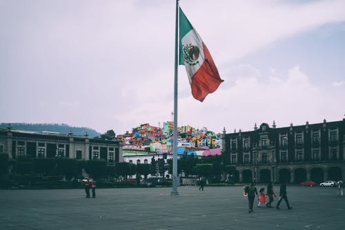 Italians disappeared in Mexico