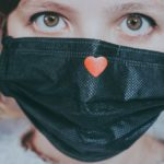 Dating news: masks with a red heart to spot Italian singles
