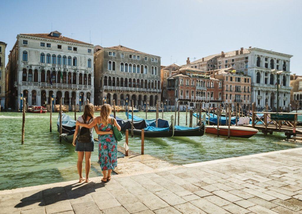 Italy tourism travel