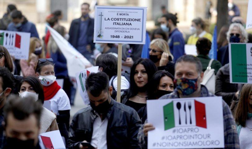Italy coronavirus news
