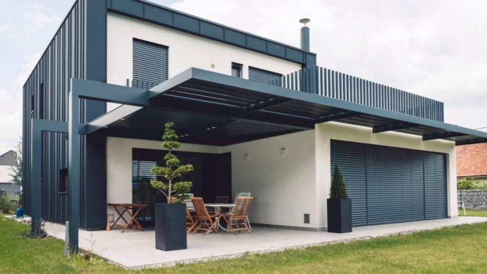 New house Italy