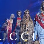 Let's take a look at the Gucci Garden Archetypes exhibit