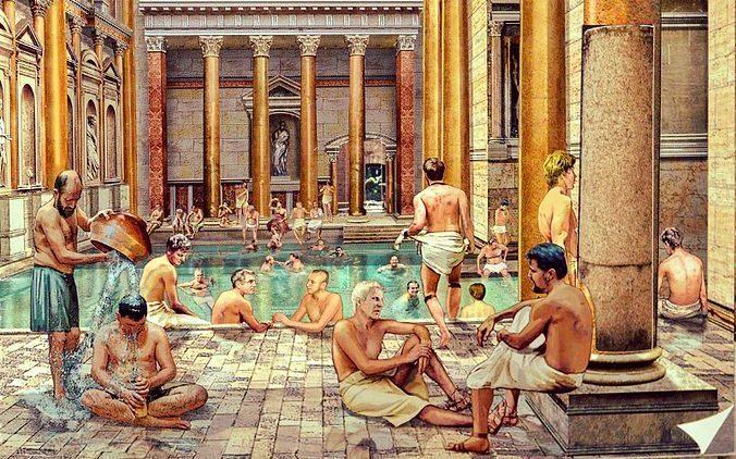 Beauty Treatments At Italian Spas
