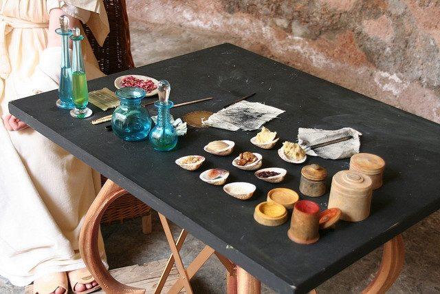 Cosmetics History
