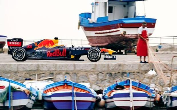 Red Bull in Palermo