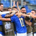 Italy closes its Euro 2020 group as the leader