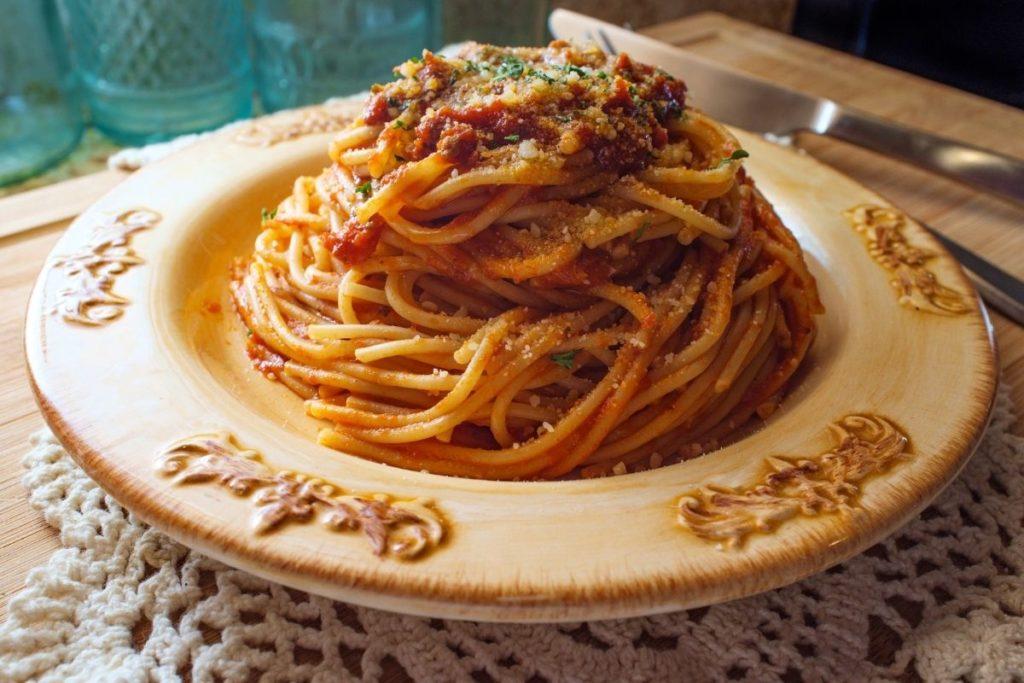 Ricetta ragù di salsiccia italiana