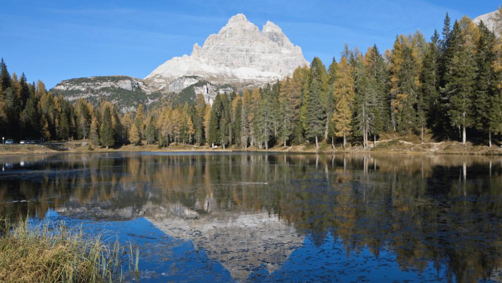Dolomites mountains veneto italy region