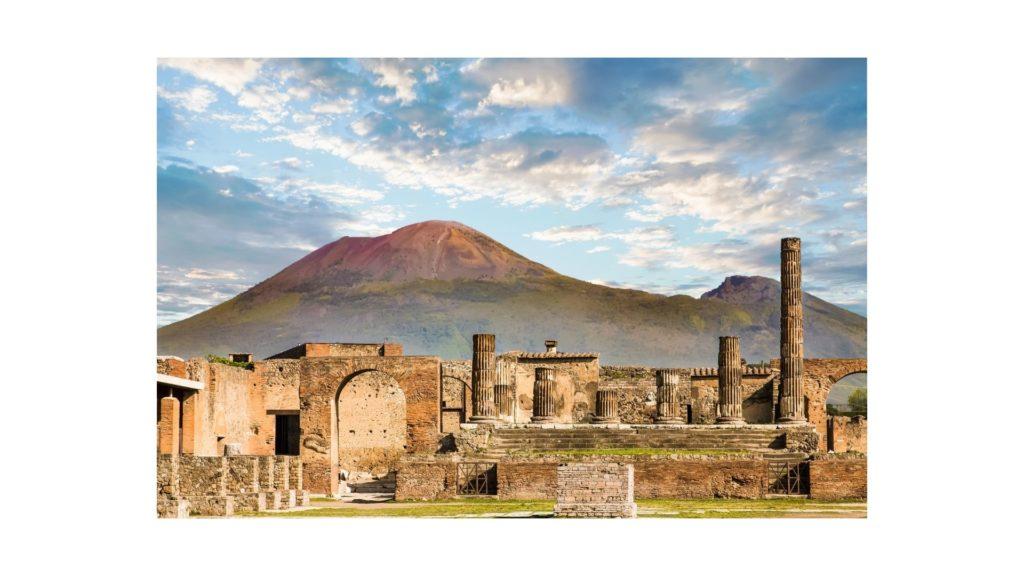 Parco Nazionale del Vesuvio e Pompei
