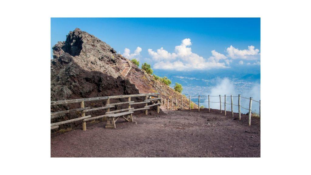 Percorso turistico del Parco Nazionale del Vesuvio